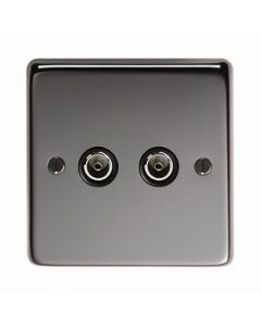 BN Double TV Socket