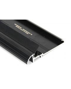 Black 3000mm OUM/6 Threshold