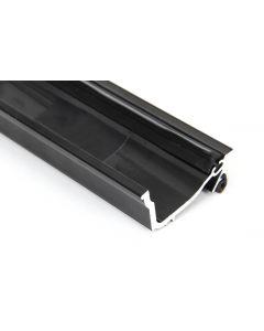 Black 1219mm Macclex Lowline Sill
