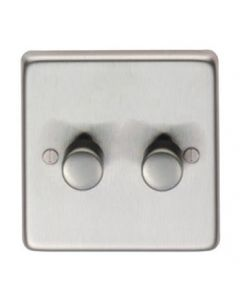 SSS Double LED Dimmer Switch