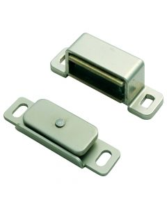 FTD STEEL MAGNETIC CATCH (6KG PULL) 46 X 15 X 14MM