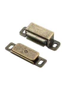 FTD STEEL MAGNETIC CATCH (3.5KG PULL) 46 X 15 X 14MM