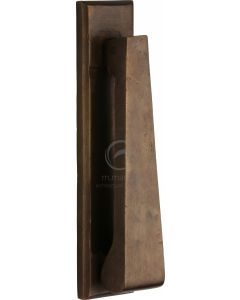 Solid Bronze Door Knocker